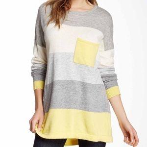 NWT oversized 'love stitch' sweater 💛